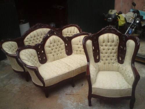 Salas luis xv recib victoria 2 1 1 fabricamos muebles hwo 9 en mercado libre - Compro muebles voy a domicilio ...