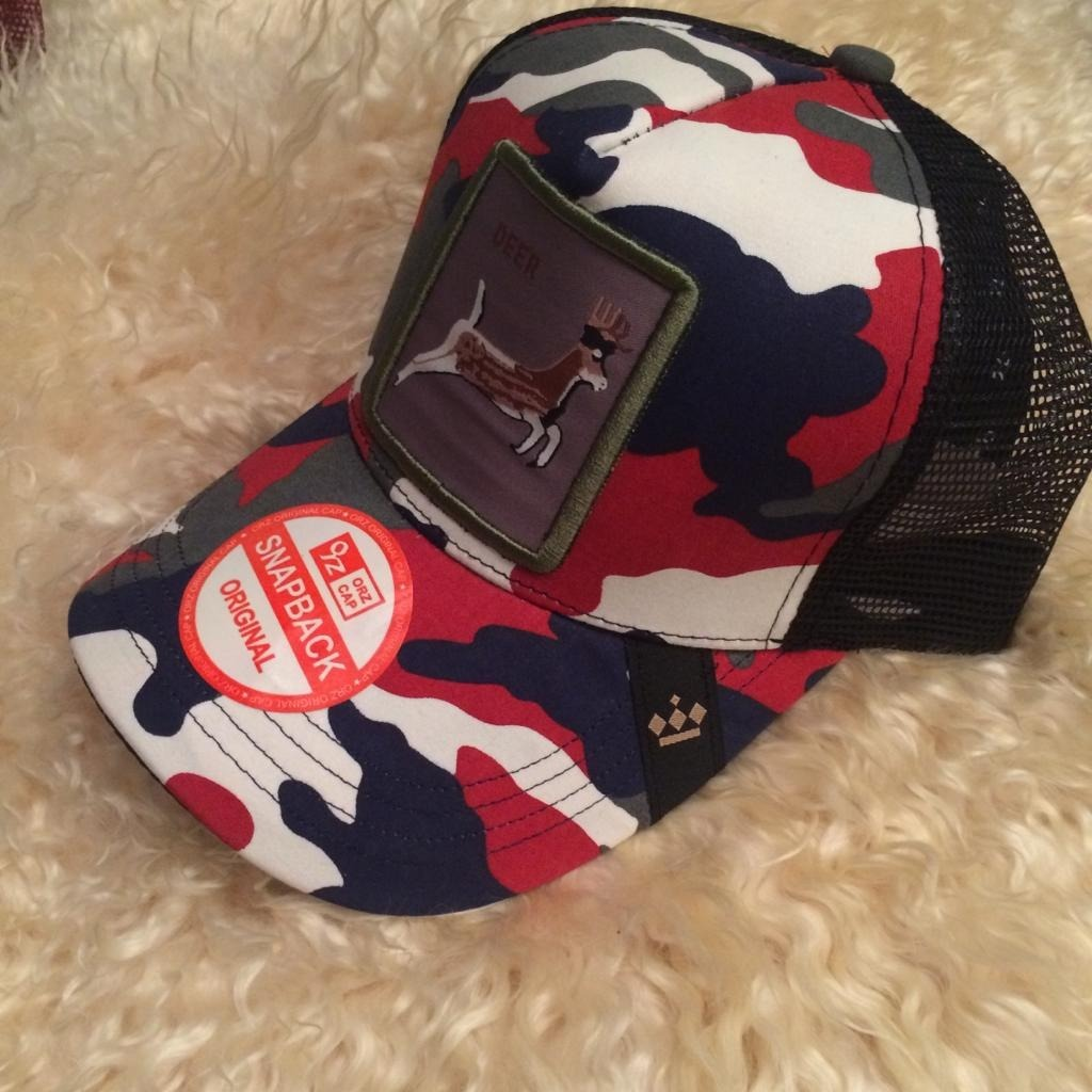 Sale! Caps Estilo Goorin Bros! Trucker Cap Deer 7dias 24hs! -   799 ... 44f90d14fdb