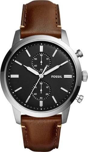 ... Relógios · De Pulso · Masculino · Fossil. Compartilhar. Compartilhar.  Vender um igual.  sale kit fosil relógio+pulseira couro fs5394 set mod único 4174042290