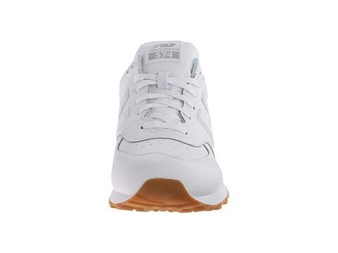 new balance blancas 574