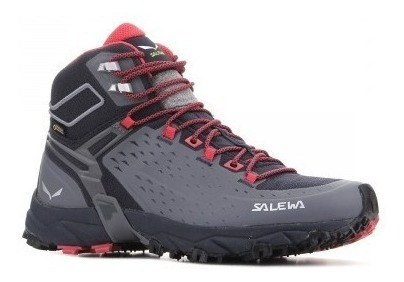 salewa botas alpenrose ultra mid gtx - mujer
