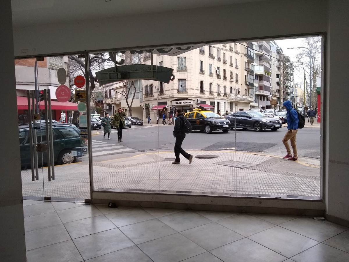 salguero esquina soler - palermo - local comercial
