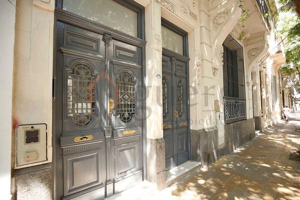 salguero propiedades vende espectacular 3 ambientes con terraza