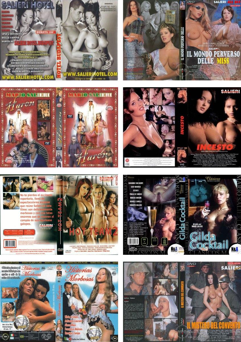 Pelicula Porno Grtis Saliari salieri mario, 10 dvd xxx películas italianas argumental