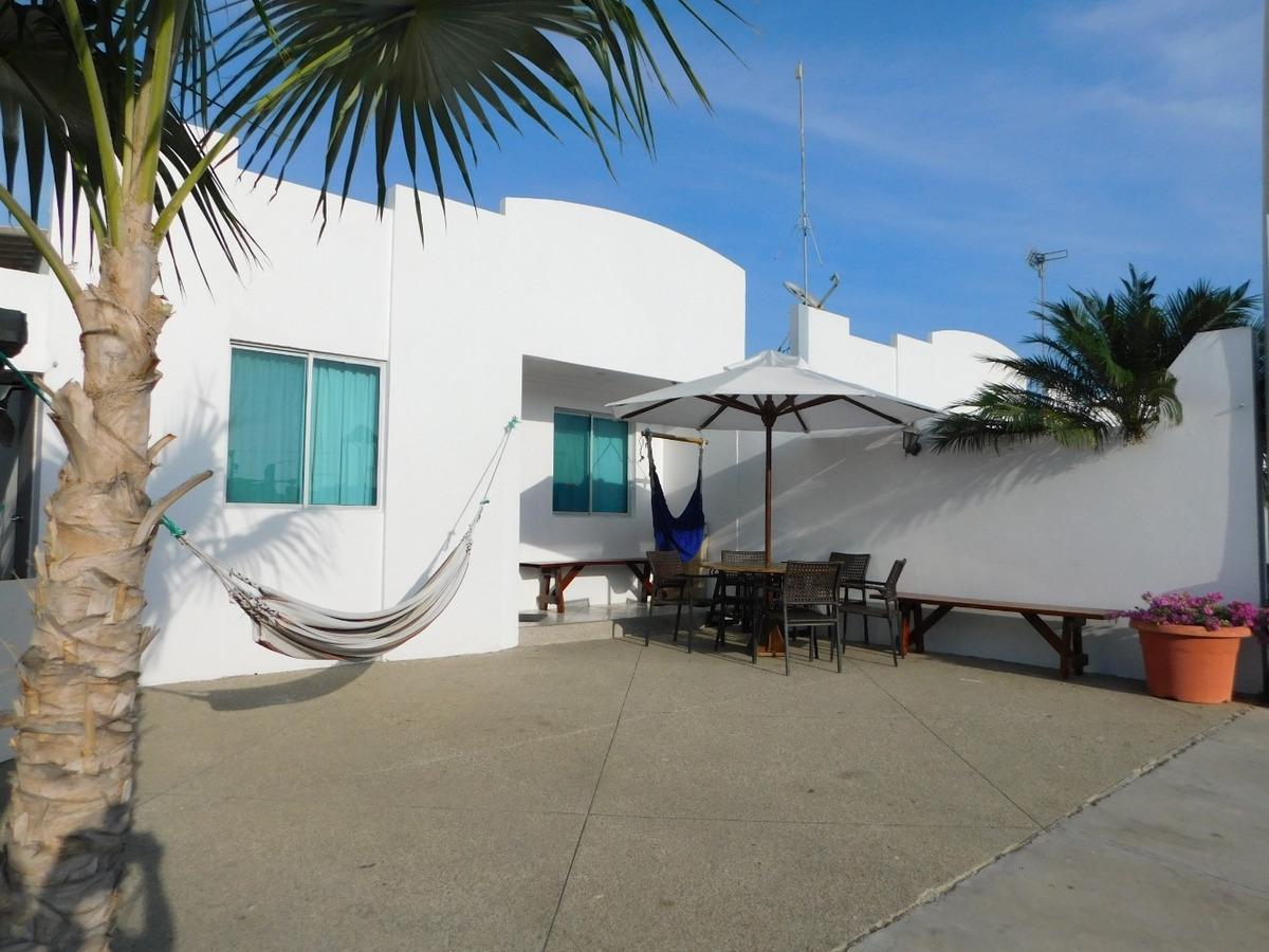 salinas casa playa amoblada alquiler piscina fully equipada