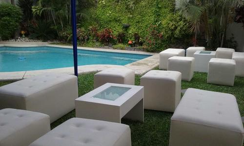 salitas lounge (muebles & puff)