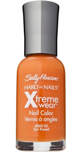 sally hansen - esmalte - xtreme wear - 150 sun kissed