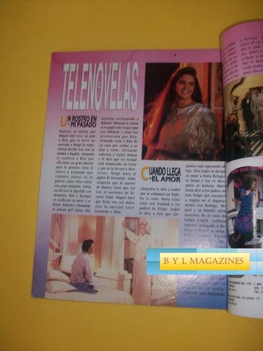 salma hayek revista eres 1990 lucero guillermo capetillo