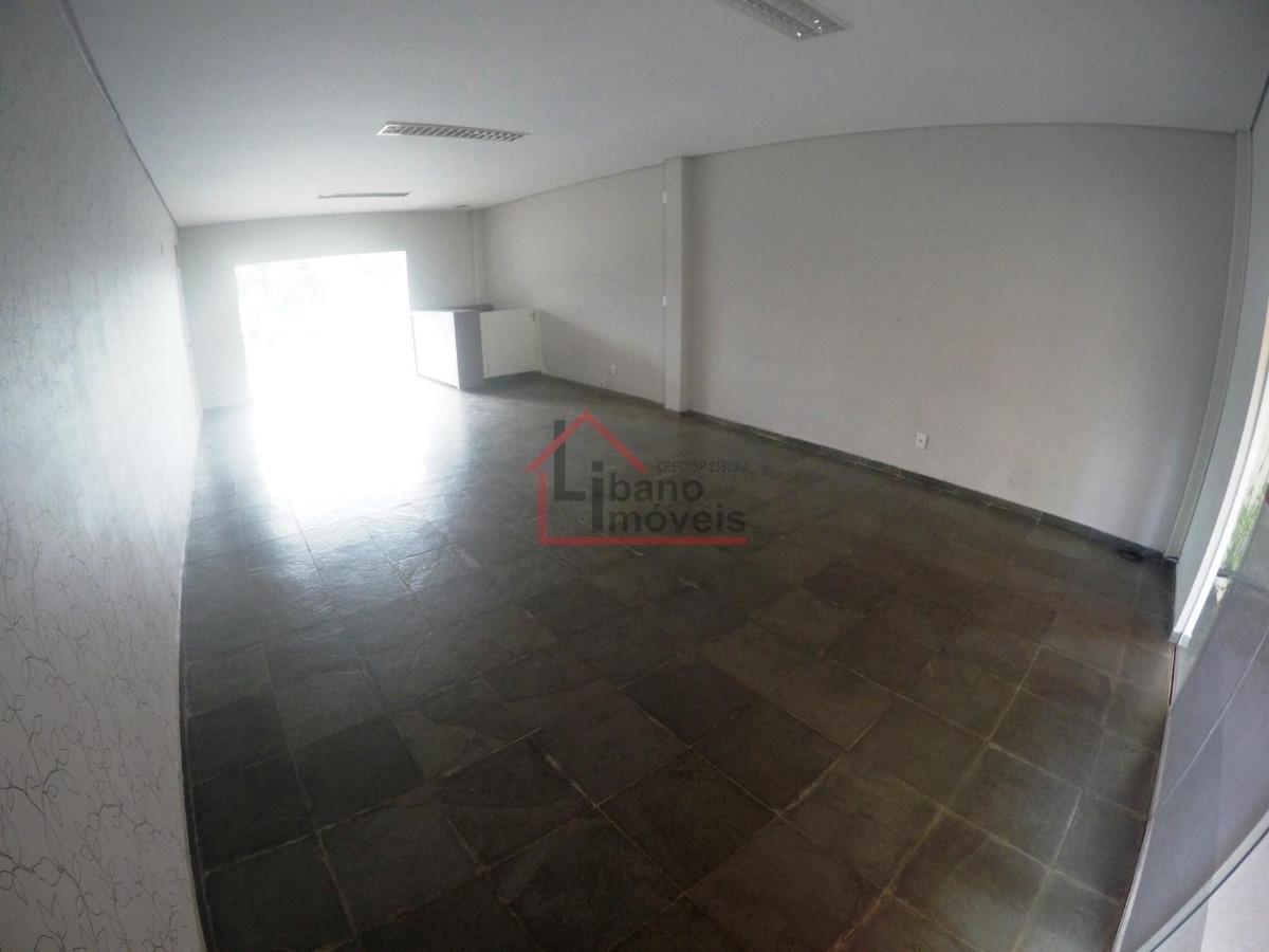 salão á venda e para aluguel em jardim santa genebra ii (barão geraldo) - sl001352