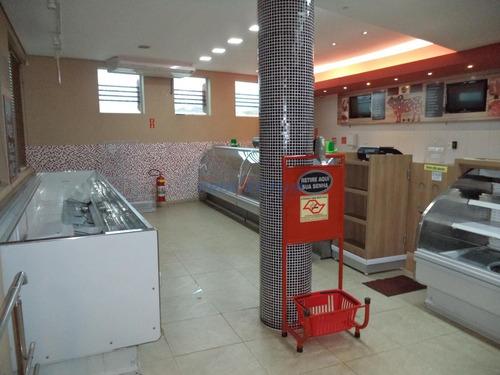 salão á venda e para aluguel em vila proost de souza - sl248501