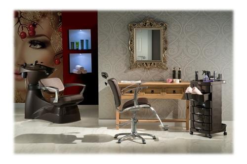 salão cabeleireiro kit