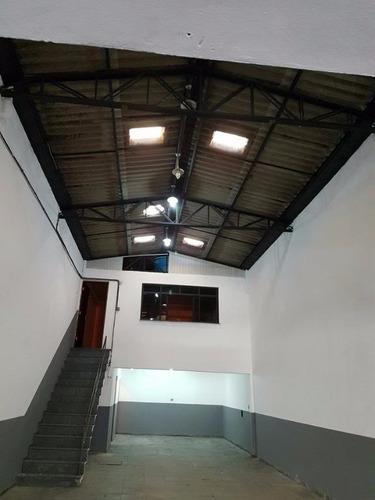 salão com 226 m² - trav. da anhaia melo - sl0033