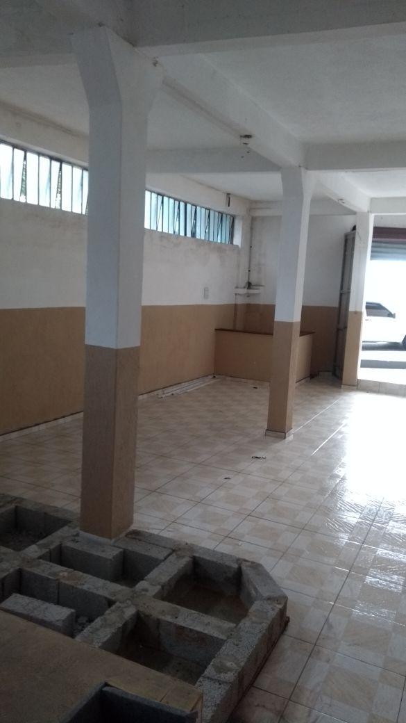 salão comercial 110 m²  jd brasília ideal para igreja 2812