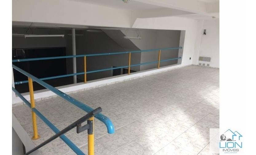 salão comercial  - 182
