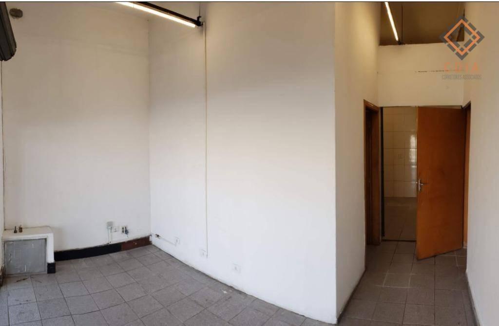 salão comercial 200 cozinha, preparação para wcs excelente para escritório ou para restaurante r$ 9.260,00 - sl0012