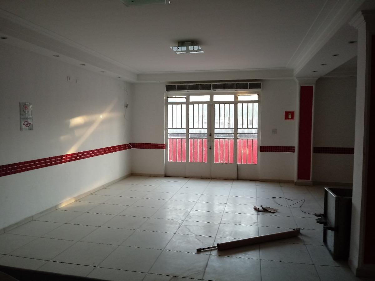salão comercial, 4 banheiro, centro bonfiglioli - cód fl53