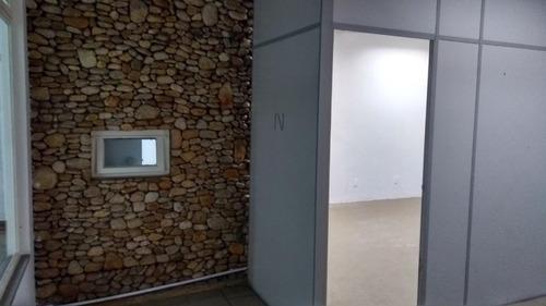 salão comercial 500 m² construção para locação no bairro chapadão/castelo em campinas zoneamento zc2. - sl0005