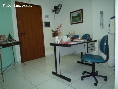 salão comercial a locação em mogi das cruzes, centro, 2 banheiros - 1005