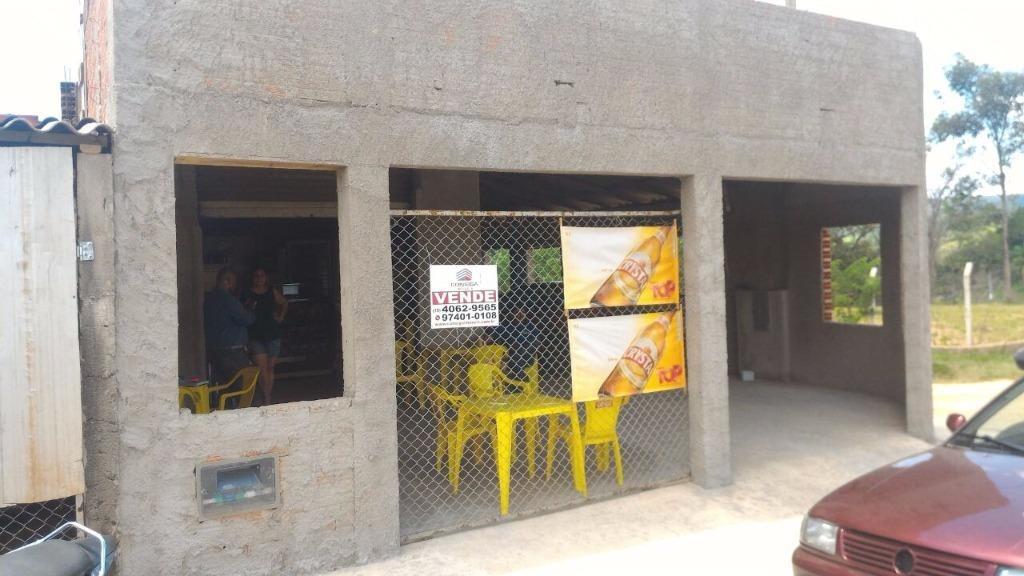salão comercial( bar ou lanchonete) à venda, morros, votorantim. - sl0039