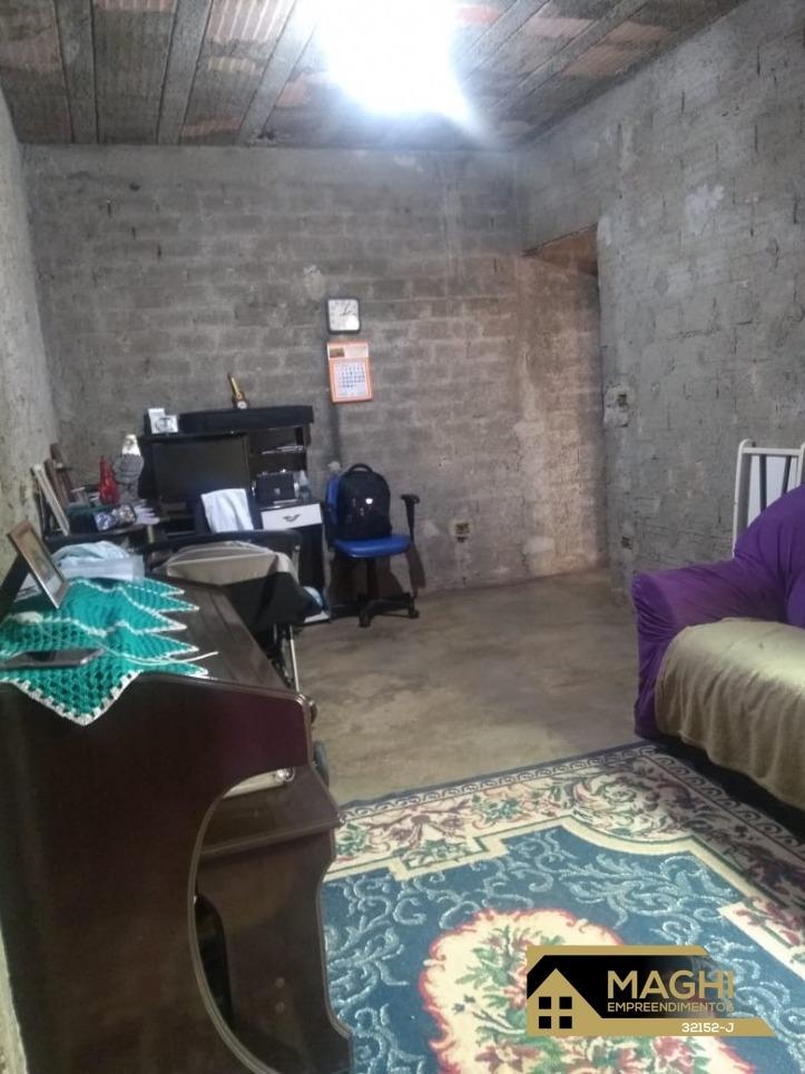 salão comercial + casa nos fundos com 4 cômodos. - 264