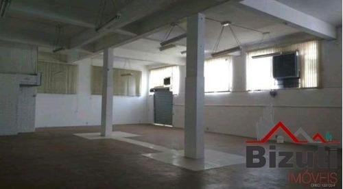 salão comercial + casa - vila rio branco - ib00223 - 33762981