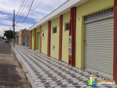 salão comercial com 80 m² na vila hortência  - 211lc