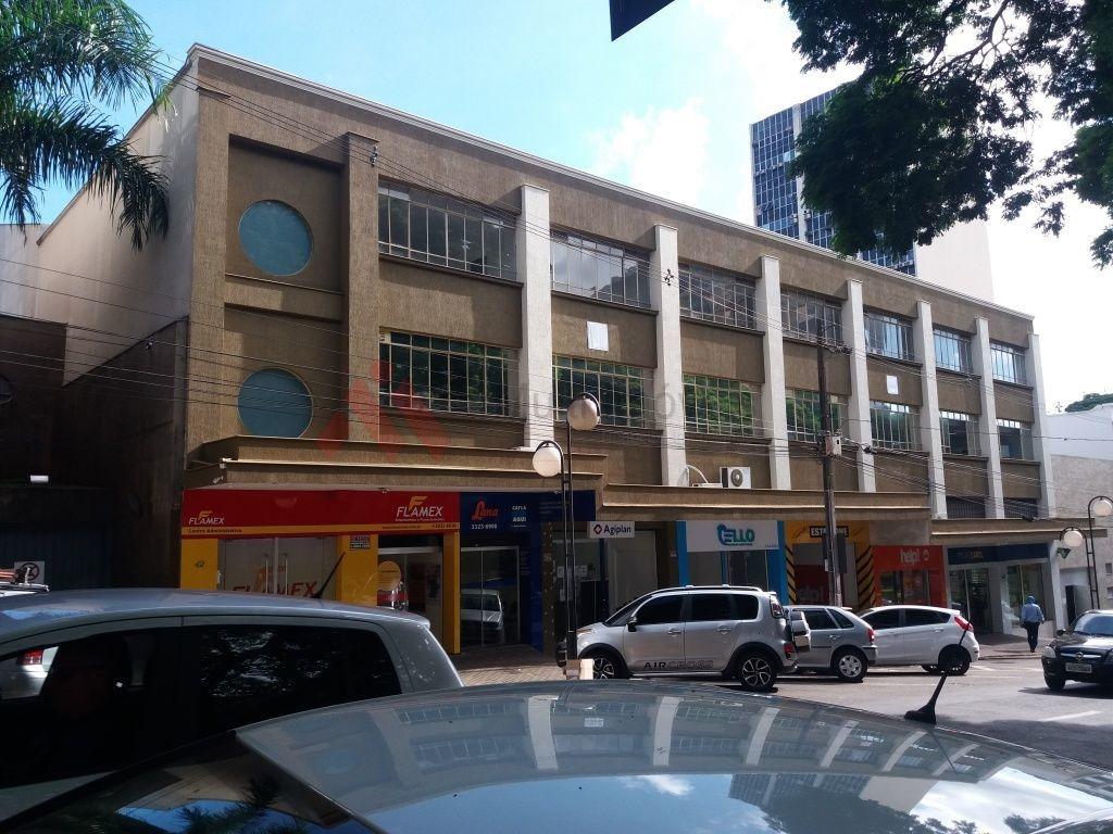 salão comercial com 900m2, ideal para cursos, próximo a catedral de londrina   - mi456