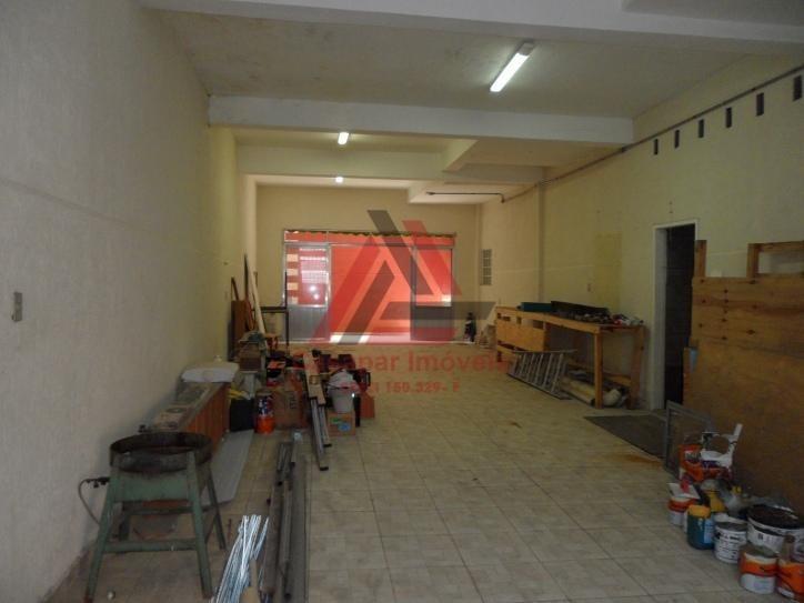 salão comercial com churrasqueira para locação - 4070