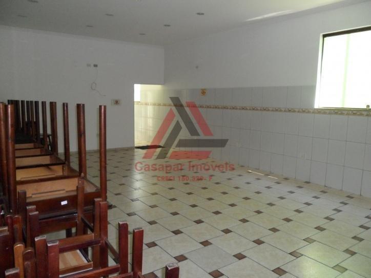 salão comercial e 6 salas b. santa maria 270m² - 4016