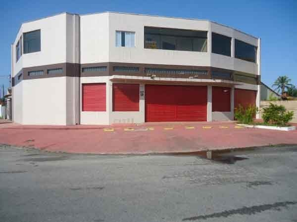 salão comercial e apartamentos - jd. lindomar - ref: 118/119