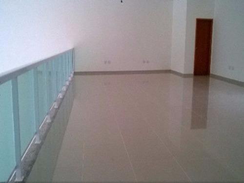 salão comercial em avenida de campinas - sl00001