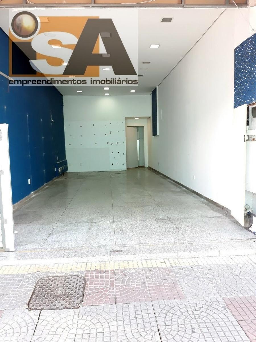 salão comercial em centro  -  suzano - 2069
