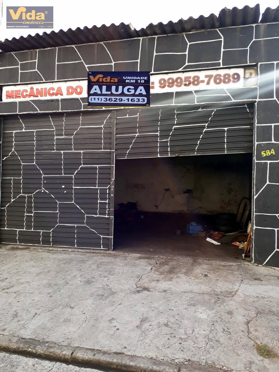 salão comercial em km 18  -  osasco - 40746