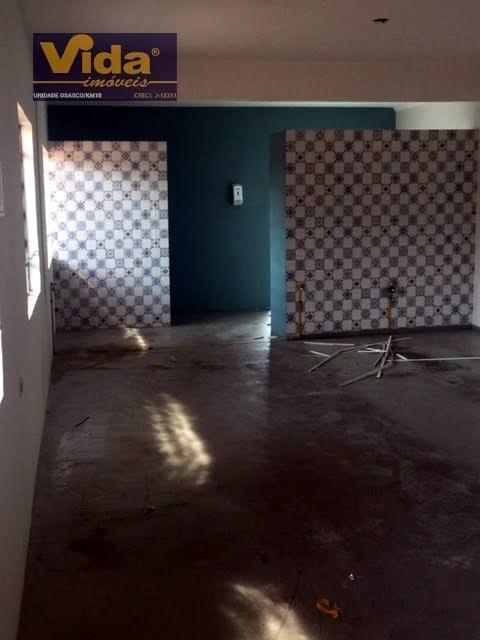 salão comercial em km 18  -  osasco - 41023