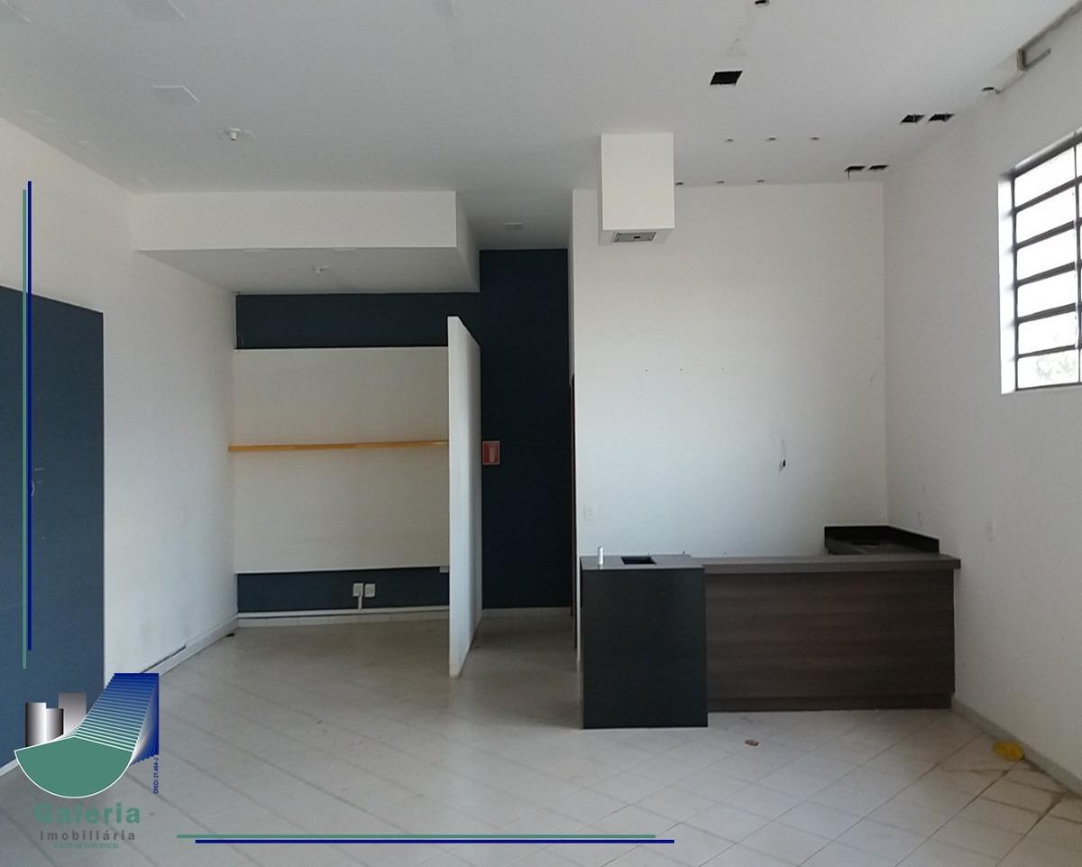 salão comercial em ribeirão preto para locação - sl00609 - 33960426