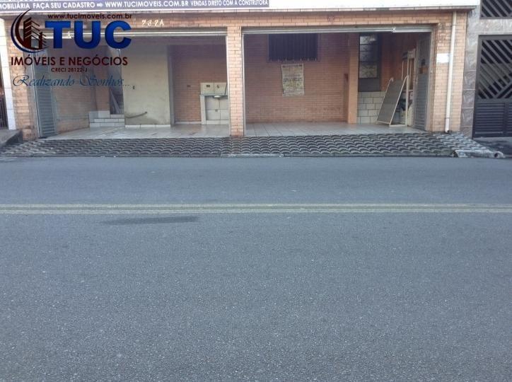 salão comercial ótima localização  (jd canhema diadema) - 8083