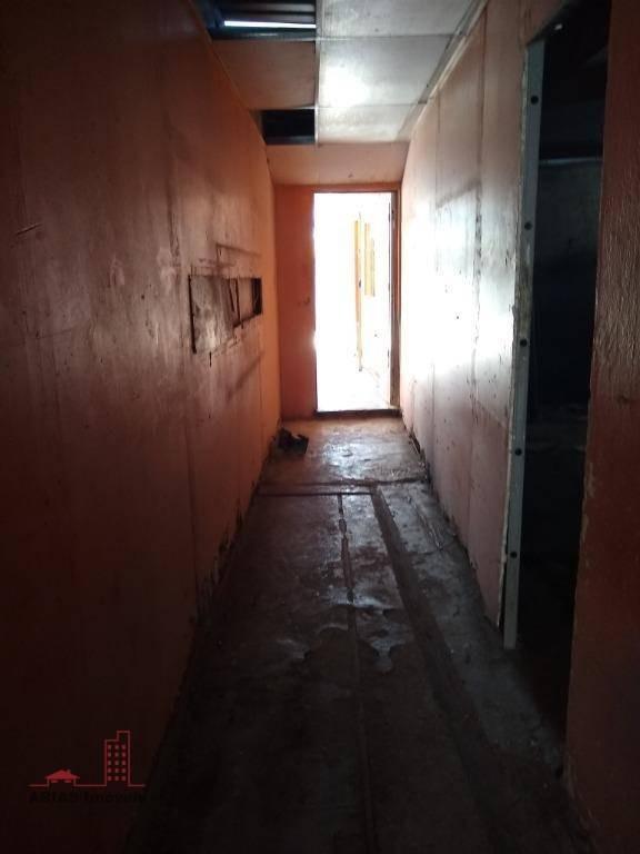 salão comercial para alugar c/ 278 m² por r$ 4.000/mês - vila mogilar - mogi das cruzes/sp - sl0005