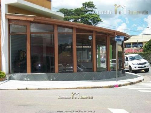 salão comercial para alugar em atibaia - lcm-0031-2