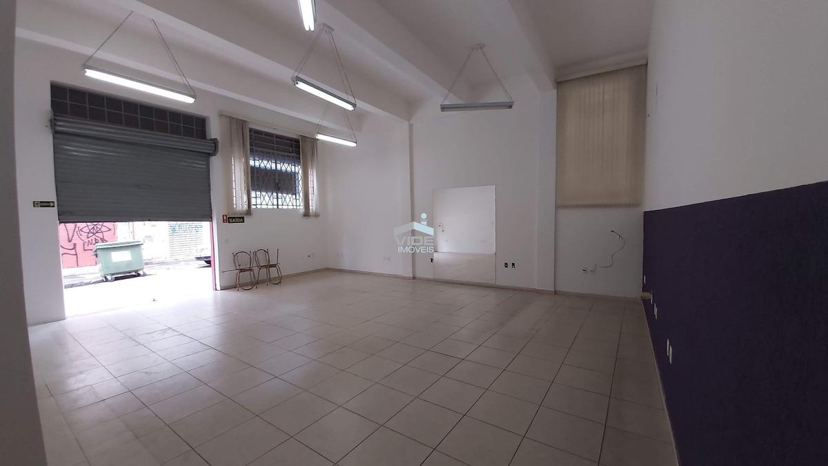 salão comercial para alugar no centro de campinas - grande fluxo de carros e pedestres - sl00224 - 34654086