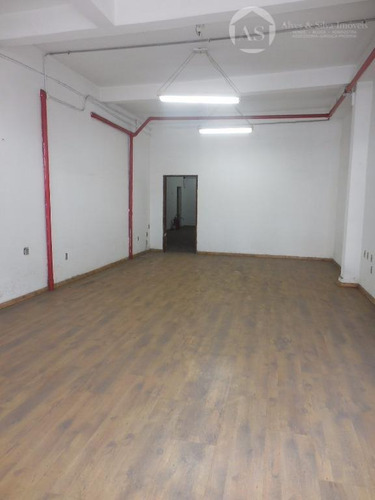 salão  comercial para locação 175m2, vila talarico, são paulo. - codigo: sl0056 - sl0056