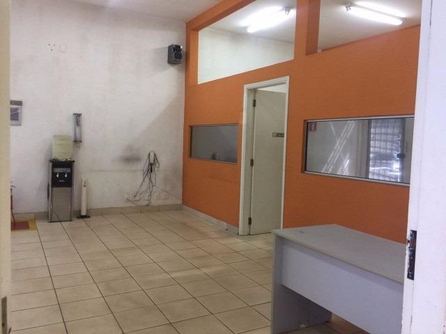 salão comercial para locação 360,00 m2 útil campos eliseos, ribeirão preto ótimo salão comercial com dois pavimentos piso frio 3 banheiros,  salas pra escritório pé direito alto bo - sl00016 - 4795658