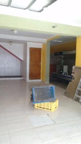 salão comercial para locação, bairro jardim, santo andré - ca0012. - sl0161