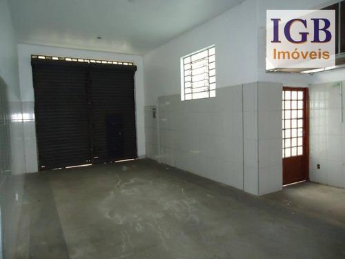 salão comercial para locação, barra funda, são paulo. - sl0005