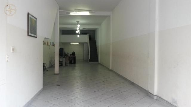 salão comercial para locação, belenzinho, são paulo. - sl0048