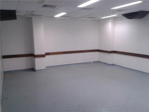 salão comercial para locação, botafogo, campinas. - sl0100