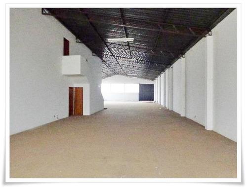 salão  comercial para locação, brieds, americana. - codigo: sl0012 - sl0012