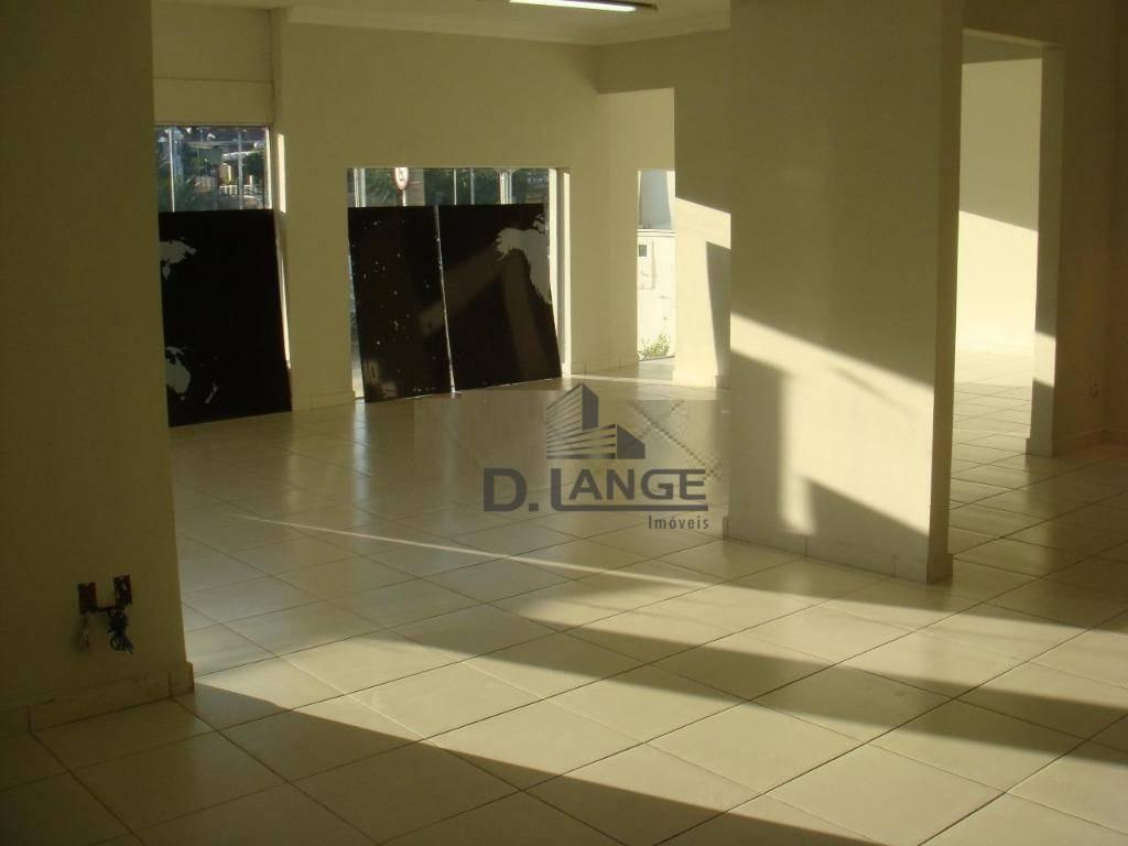 salão comercial para locação, cambuí, campinas - sl0199. - sl0199