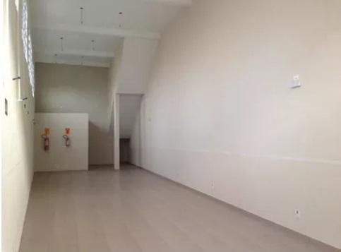salão comercial para locação, casa branca, santo andré. - sl0216