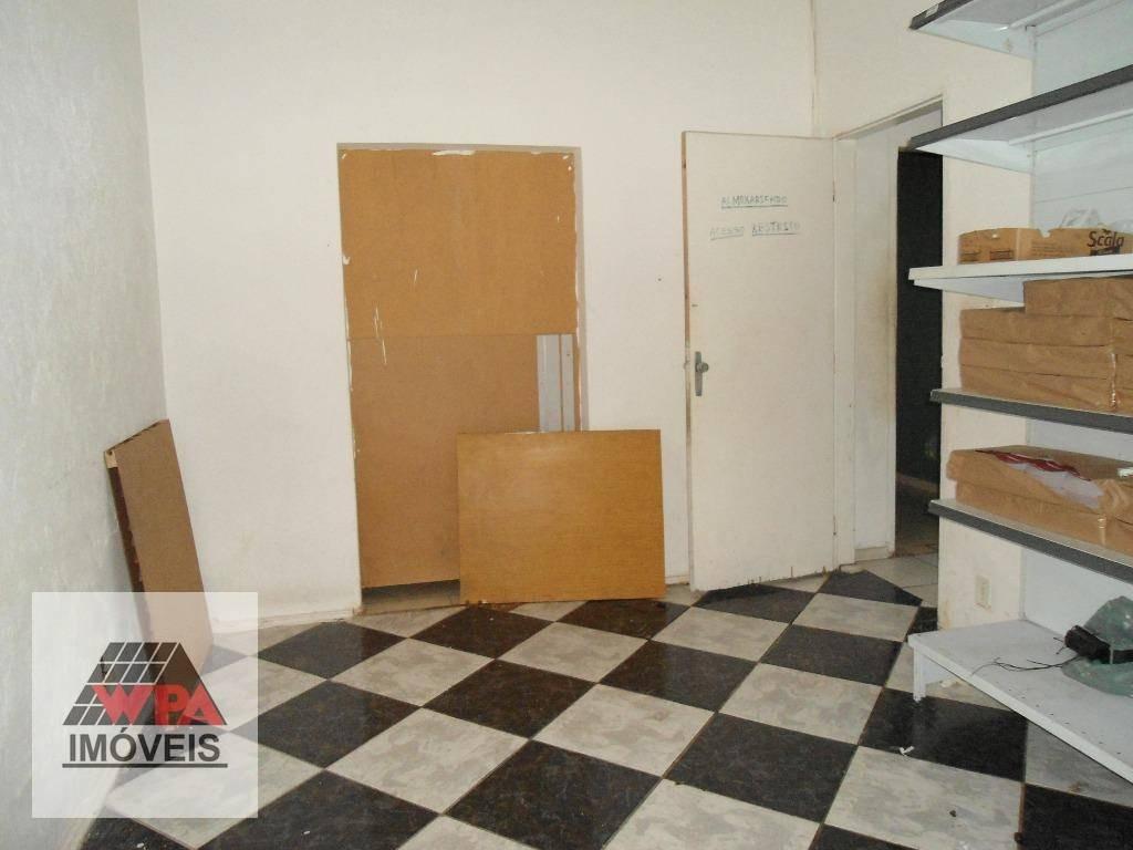 salão comercial para locação, centro, americana - sl0231. - sl0231