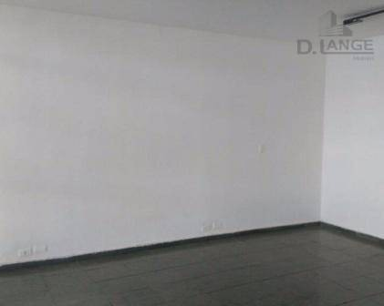 salão comercial para locação, centro, campinas. - sl0641